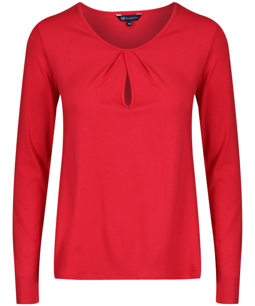 Women's Crew Clothing Maria Top - Red