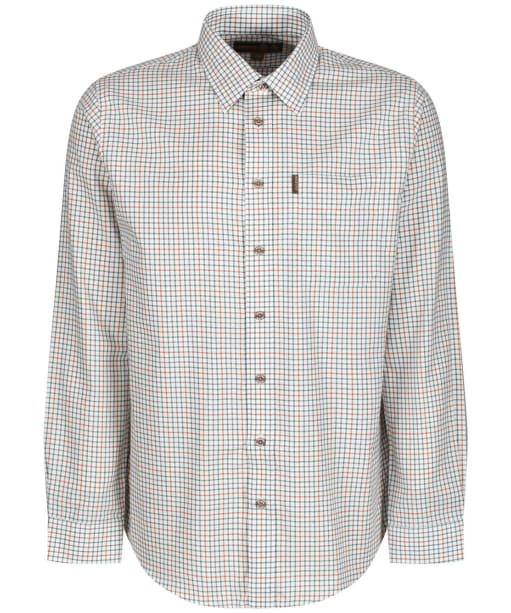Men's Musto Classic Twill Shirt - Oban Toffee