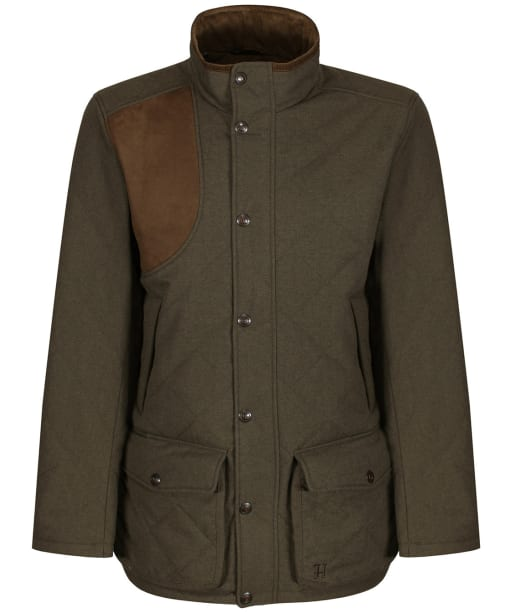 Men's Harkila Westfield Quilted Jacket - Willow Green