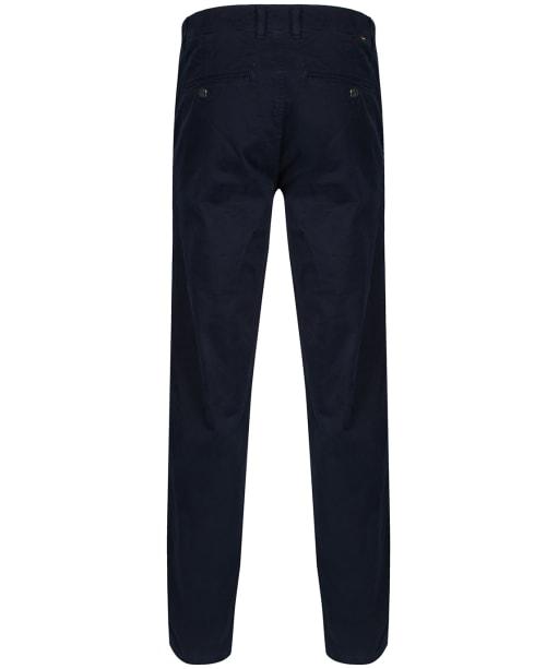 Men's Alan Paine Bamforth Chino Trousers 34 Leg - Navy