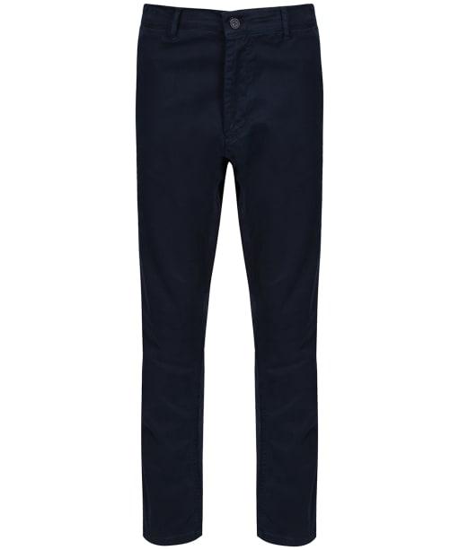 Men's Alan Paine Bamforth Chino Trousers 32 Leg - Navy