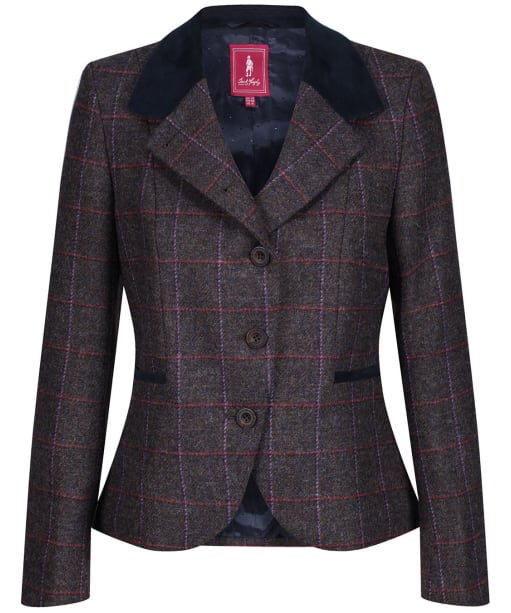 Women's Jack Murphy Sasha Tweed Jacket - Deep Burren