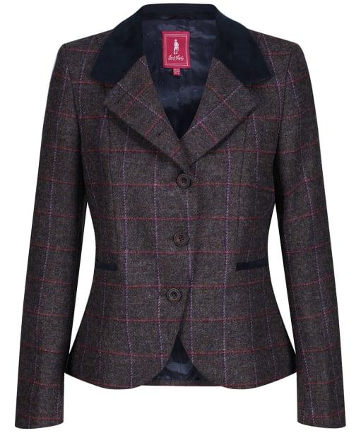 Women's Jack Murphy Sasha Tweed Jacket - Deep Burren