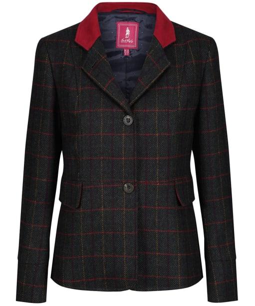 Women's Jack Murphy Donna Tweed Blazer - Primary Green