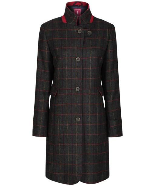 Women's Jack Murphy Pamela Tweed Coat - Primary Green