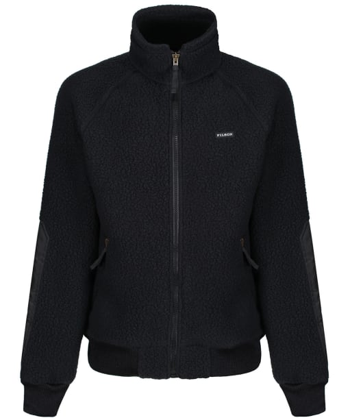 Men's Filson Sherpa Fleece Jacket - Black