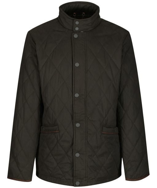 Men's Dubarry Bantry Quilted Jacket - Verdi Gris