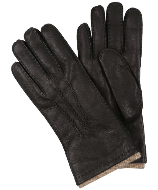 Women's Dubarry Kilconnel Leather Gloves - Black