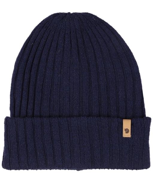 Men's Fjallraven Byron Thin Hat - Dark Navy