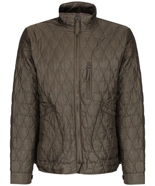 Men's Edmund Hillary Yeti Quilted Jacket - Olive