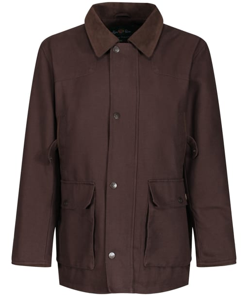 Men's Alan Paine Kexby Waterproof Performance Coat - Brown