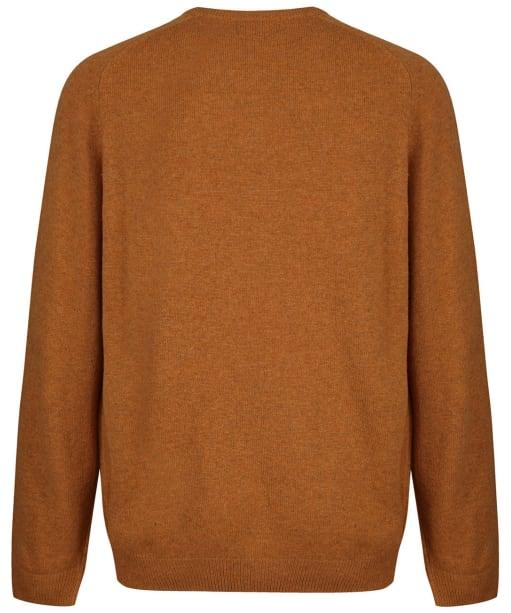 Men's Alan Paine Streetly V-Neck Pullover - Gazelle
