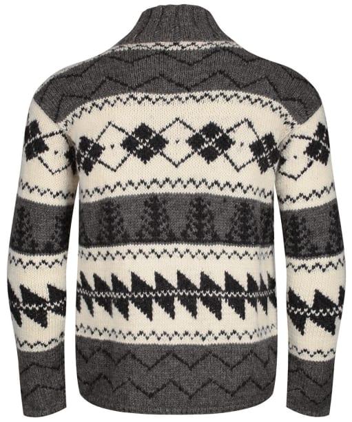 Men's Edmund Hillary Edmund Knit Argyle Sweater - Natural