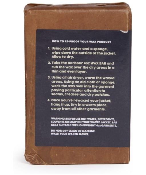 Barbour Lightweight Jacket Repair Wax - No Colour