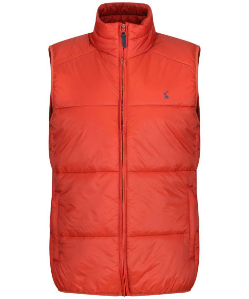 Men's Joules Caldbeck Gilet - Soft Red