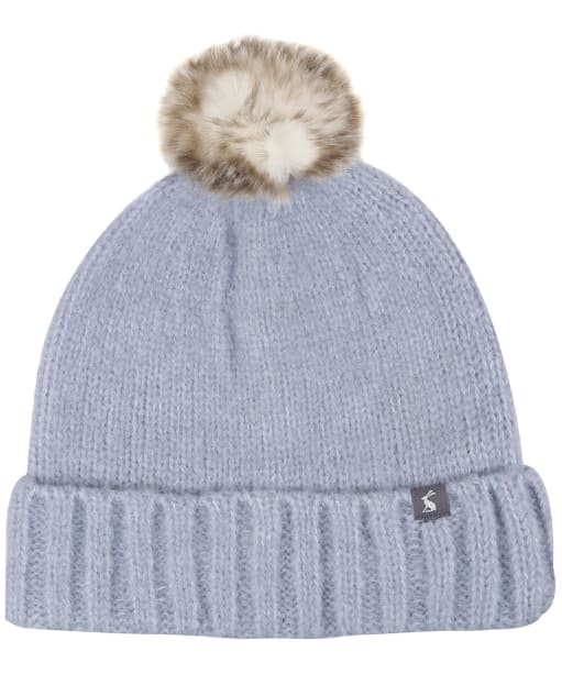 Women's Joules Snugwell Boucle Hat - Blue