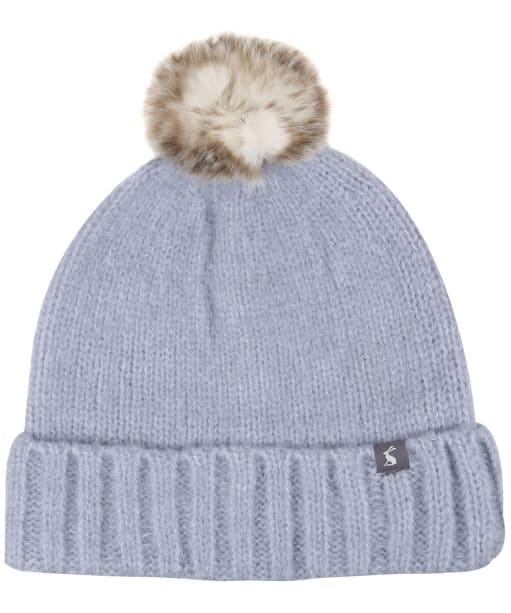 Women's Joules Snugwell Boucle Hat - Blue