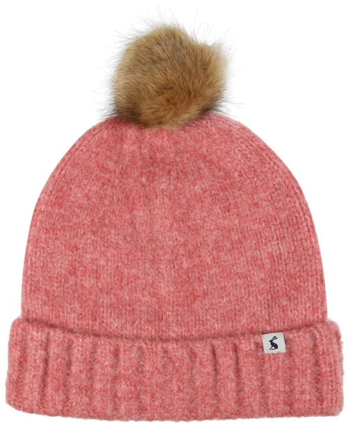 Women's Joules Snugwell Boucle Hat - Pink Blush