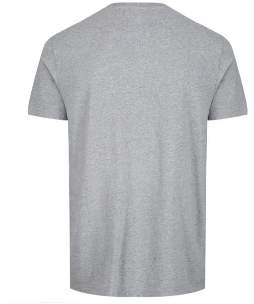 Men's Crew Clothing Classic Tee - Grey Marl