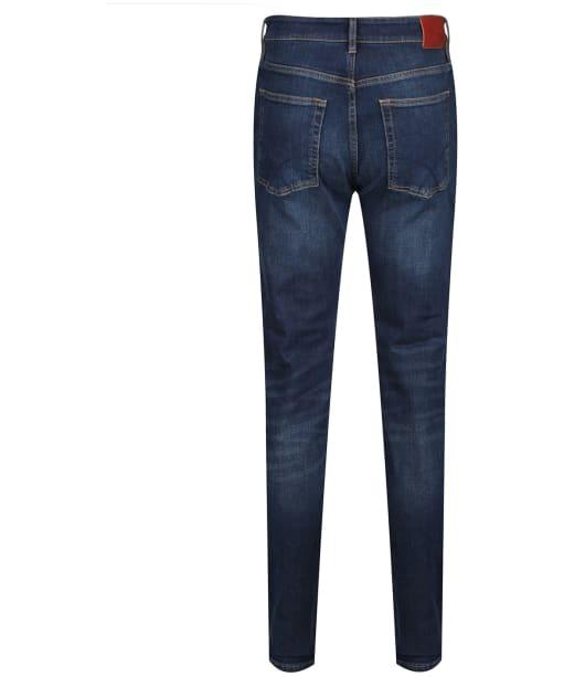 Men's Crew Clothing Parker Straight Jeans - Dark Vintage