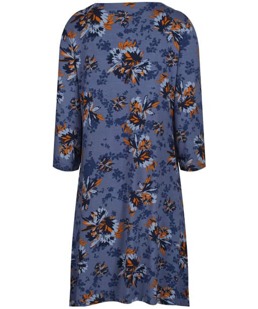 Women's Lily & Me Slouch Pocket Dress - Steel Blue