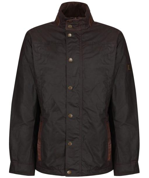 Men's Dubarry Carrickfergus Waxed Jacket - Java