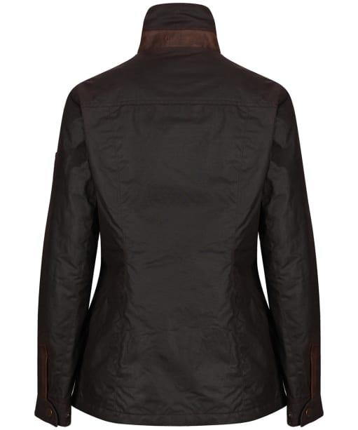 Women's Dubarry Mountrath Waxed Jacket - Java