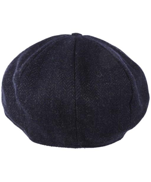 Dubarry Collins Baker Boy Tweed Cap - Midnight