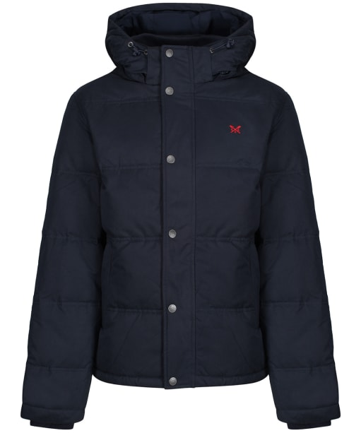 Men's Crew Clothing Ridley Jacket - Navy