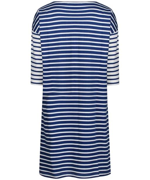 Women's Crew Clothing Breton Dress - Navy Stripe