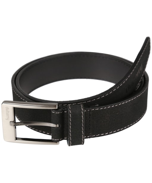 Men's Dubarry Leather Belt - Black