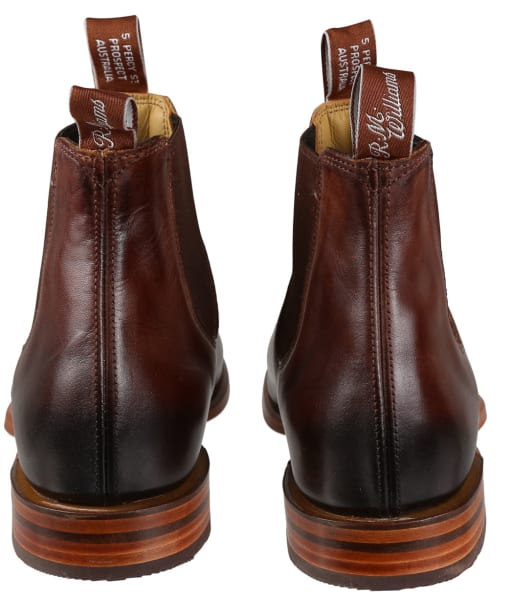 R.M. Williams Chinchilla Boots - Bordeaux