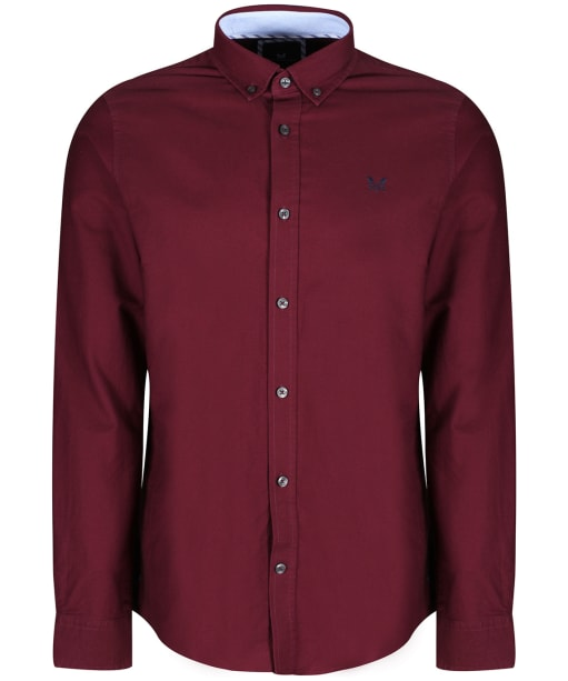 Men's Crew Clothing Slim Oxford Shirt - Port Royale