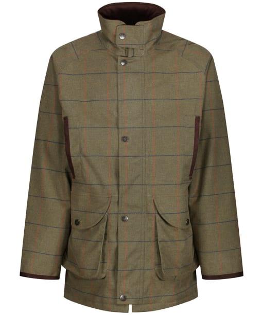 Men's Alan Paine Axford Waterproof Coat - Basil