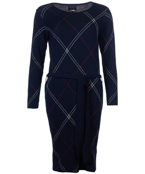 Women's Barbour Allison Dress - Navy