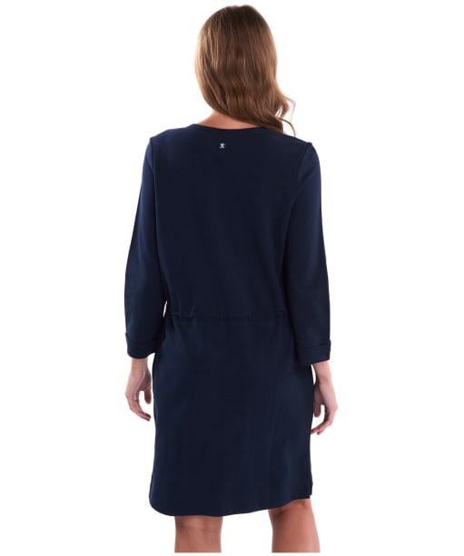 Women's Barbour Deepsea Dress - Navy