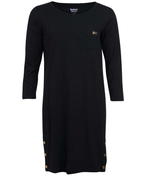 Women's Barbour International Relay Dress - Black