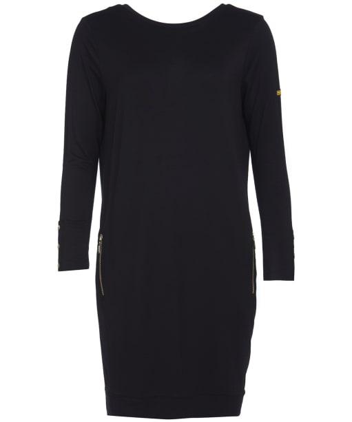 Women's Barbour International Shuttle Dress - Black