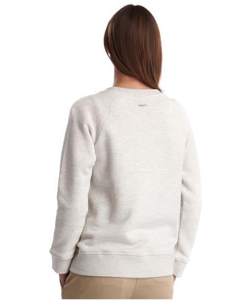 Women's Barbour Otterburn Sweatshirt - Cloud