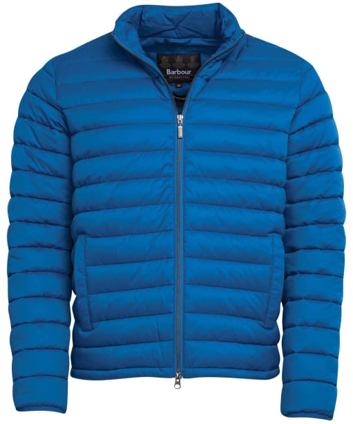 Men's Barbour International Impeller Jacket - Aqua