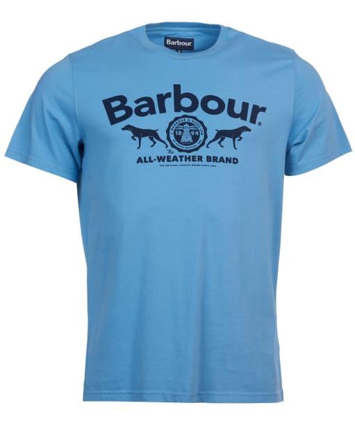 Men's Barbour Max Graphic Tee - Blue
