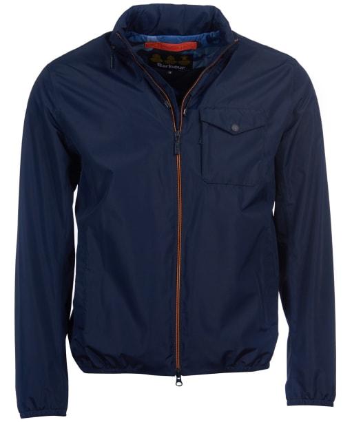 Men's Barbour Menton Jacket - Navy
