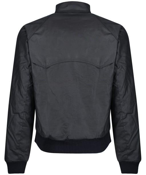 Men's Barbour Steve McQueen Merchant Wax Jacket - Navy