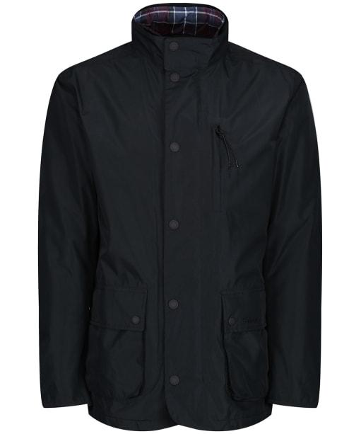 Men's Barbour Togarth Waterproof Jacket - Black