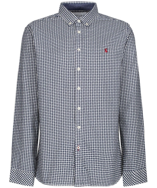 Men's Joules Hammond Shirt - Navy Check
