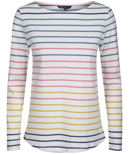 Women's Crew Clothing Interest Breton Top - Multi Stripe
