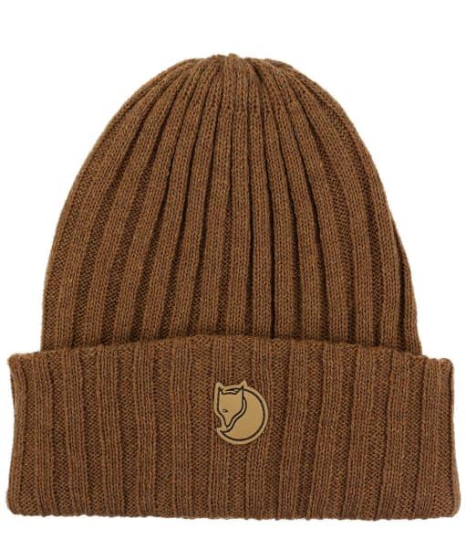 Men's Fjallraven Byron Hat - Chestnut