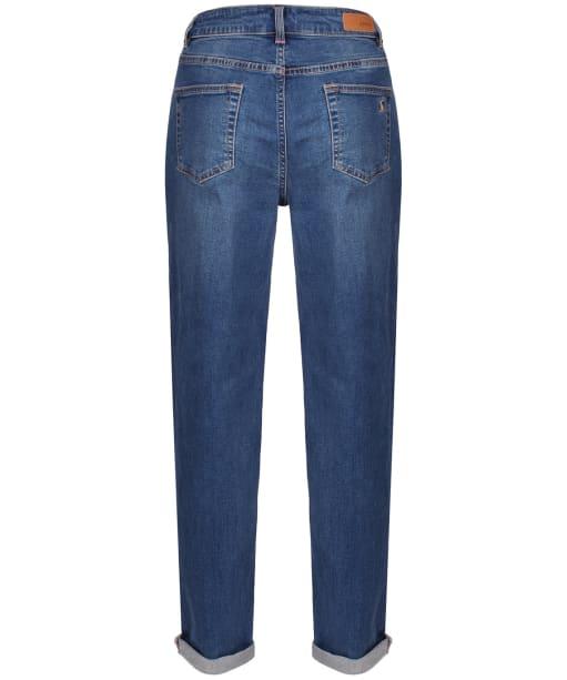 Women's Joules Simone Girlfriend Jeans - Blue