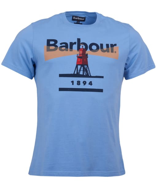Men's Barbour Beacon 94 Tee - Colorado Blue