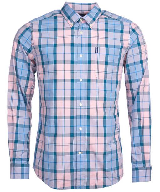 Men's Barbour Sandwood Shirt - Pink